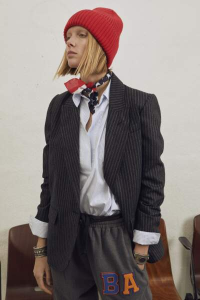 Veste en laine vierge, Laurence Bras, 450 €