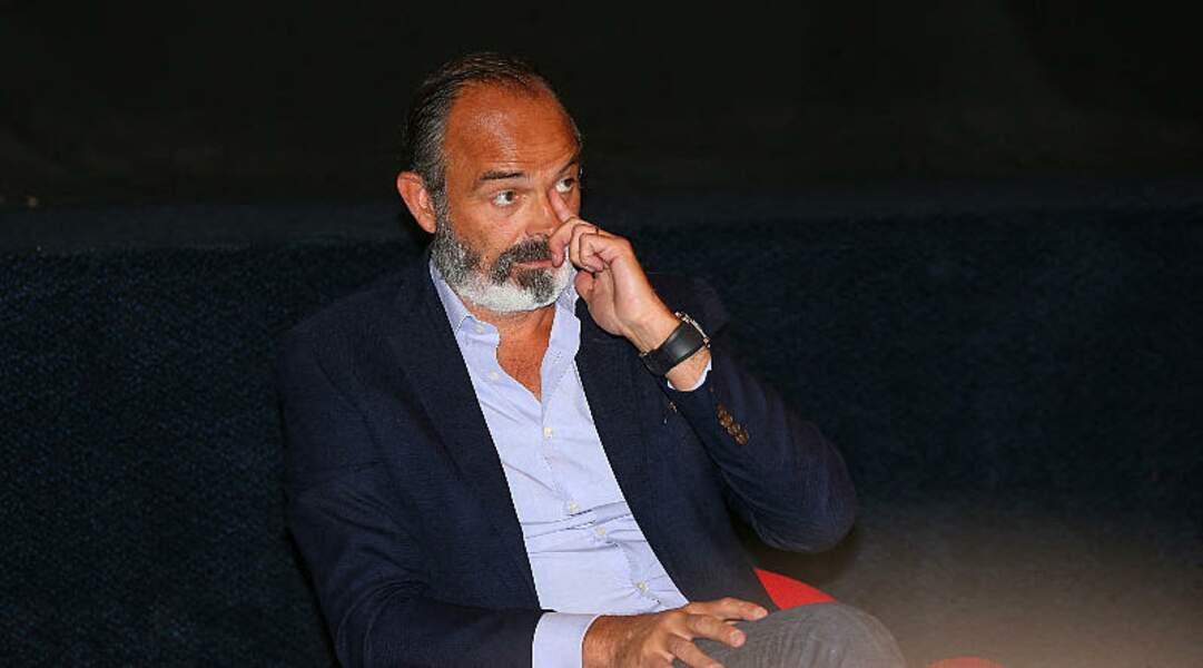 Edouard Philippe a fait de rares confidences sur l'adaptation de son roman avec son binôme Gilles Boyer lors du Festival Series Mania à Lille