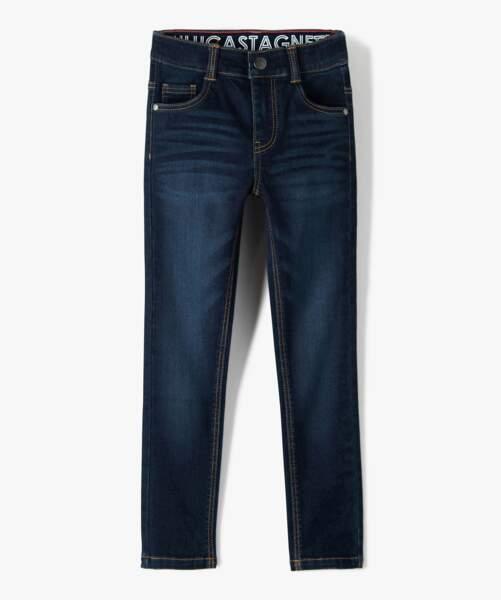 Jean en coton et polyester, 17,99€