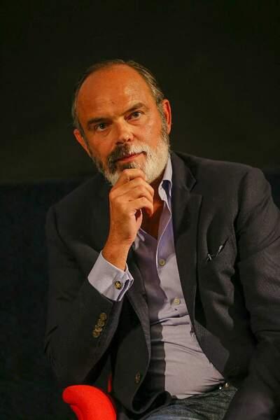 Edouard Philippe a évoqué sa passion pour la série West Wing au Festival Festival Series Mania à Lille