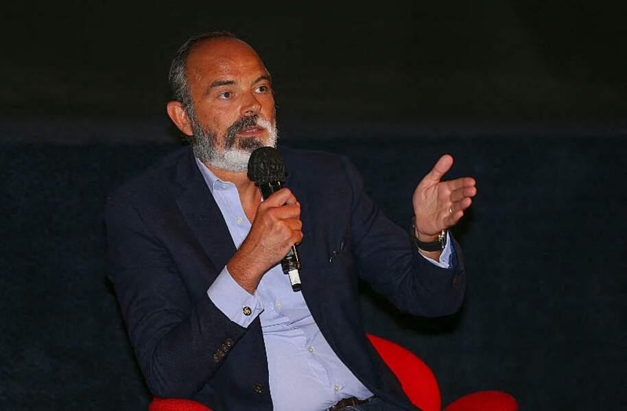 Edouard Philippe a évoqué avec Gilles Boyer comment The West Wing d'Aaron Sorkin a été une source d'inspiration.