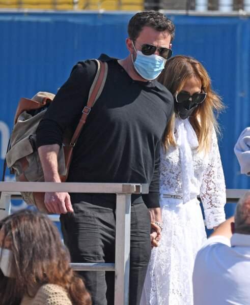 Jennifer Lopez et Ben Affleck, un couple successfull qui arrive main dans la main