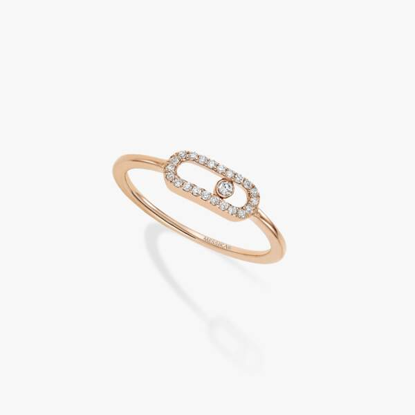 Bague Move Uno, Messika, 980 €.