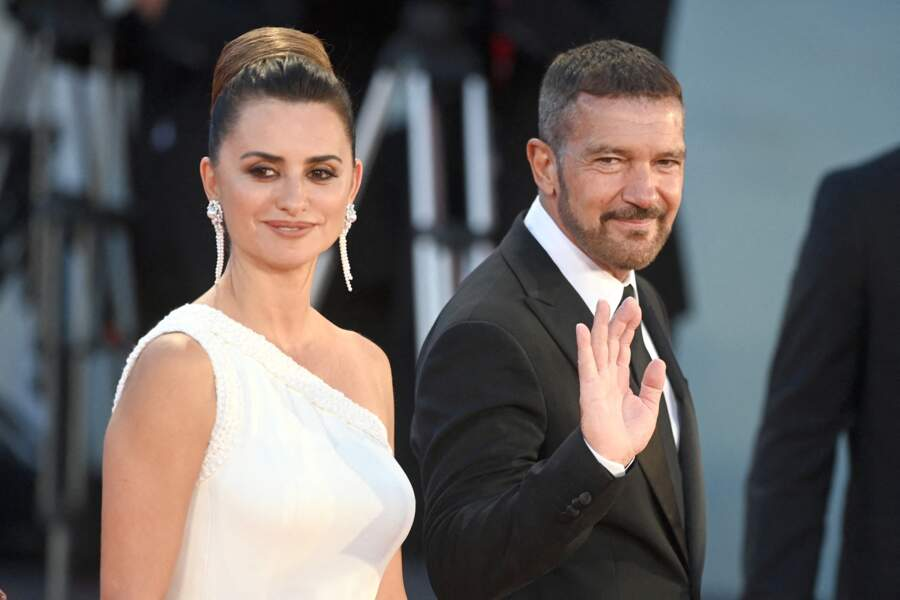 Penelope Cruz était aussi à Venise pour présenter des films.