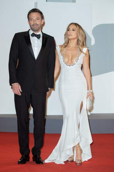 Ben Affleck et Jennifer Lopez font toujours autant d'effet côte à côte comme à la Mostra, ce 10 septembre