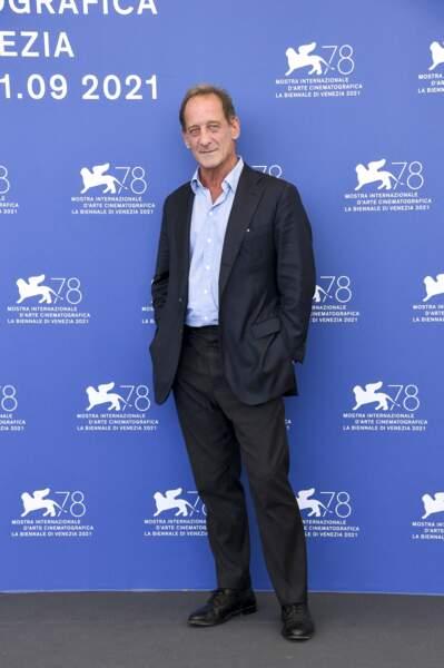 """Le festival international du film de Venise a accueilli Vincent Lindon pour le film """"Un autre monde"""""""