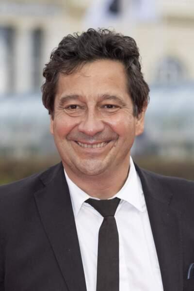 Laurent Gerra au Festival du Cinéma Américain de Deauville, le 10 septembre 2021.