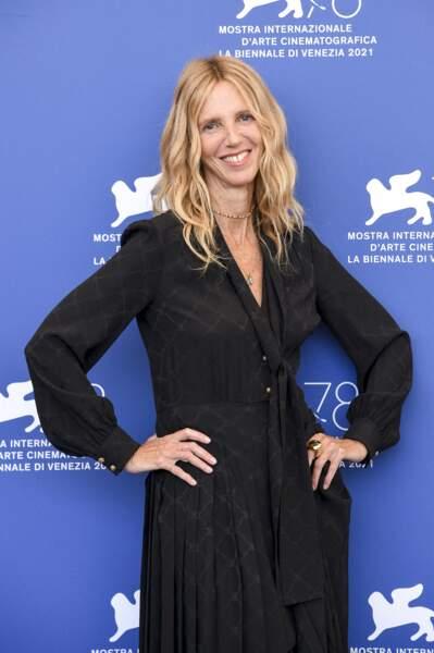 Le festival international du film de Venise a accueilli Sandrine Kiberlain
