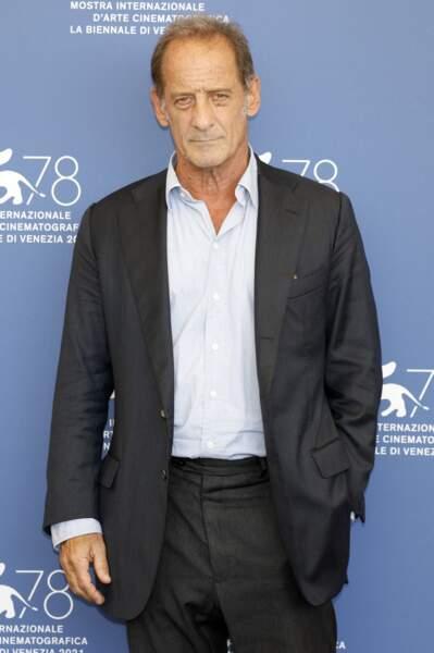 Le festival international du film de Venise a accueilli Vincent Lindon