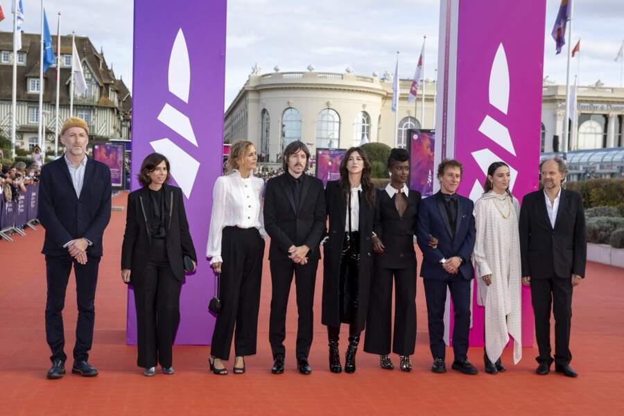 Le Jury de la 47e édition du festival du Festival du cinéma américain de Deauville est présidé par Charlotte Gainsbourg
