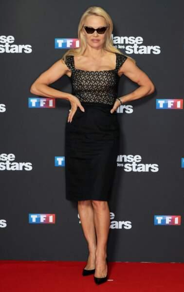 Pamela Anderson, Danse avec les Star 9, 2018