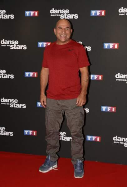 Vincent Moscato, Danse avec les Stars 9, 2018
