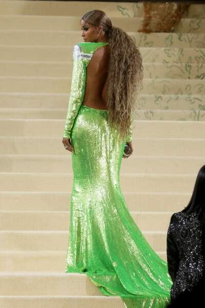 L'incroyable queue-de-cheval de Ciara