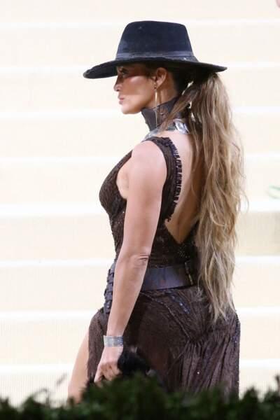 La queue-de-cheval xxl de Jennifer Lopez