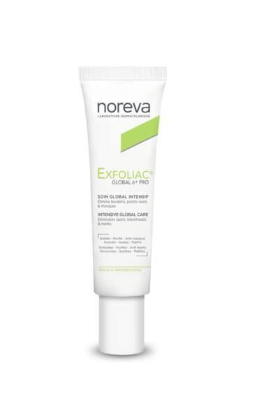 Exfoliac Global 6+ Pro, Noreva, 14,20 €