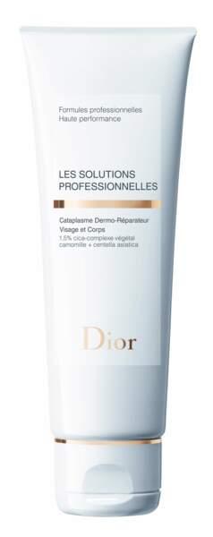 Cataplasme Dermo-Réparateur Réparateur Visage et Corps, Les Solutions Professionnelles, Dior, 190 €