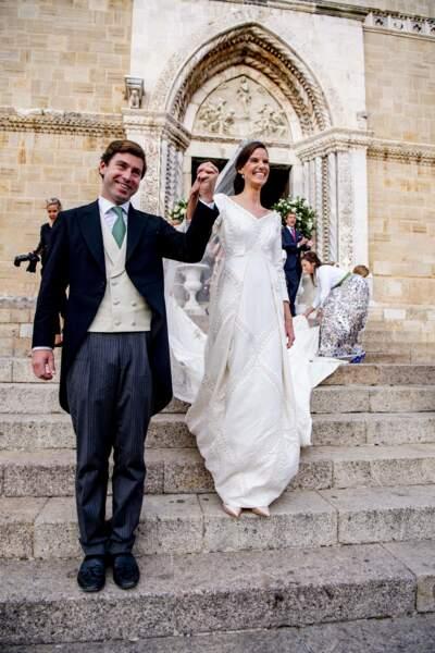 Le couple a l'air plus heureux que jamais.