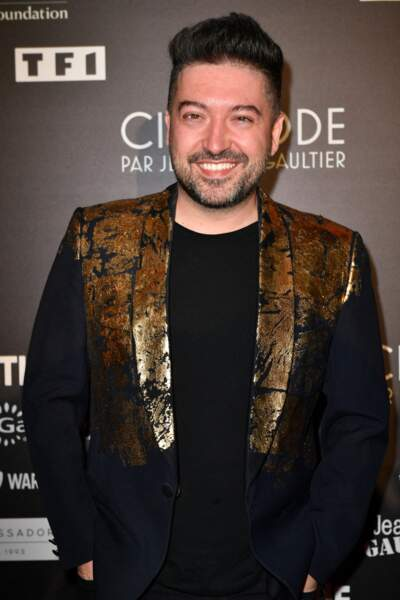 Chris Marques, le copain de jury de Jean Paul Gaultier dans Danse avec les stars,