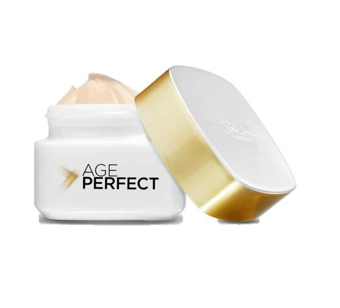 Age Perfect Rituel Raffermissant Remaillant Expert Collagène, L'Oréal Paris, 12,50€