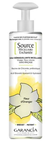 Source Micellaire Enchantée Fleur d'Oranger, Garancia, 13,90 sur garancia-beauty.com