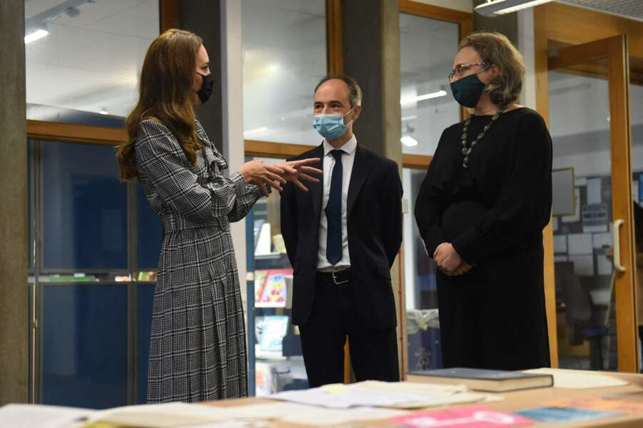 Kate Middleton a rencontré les principaux chercheurs de la petite enfance pour en savoir plus sur une nouvelle étude qui suit le développement holistique des enfants de neuf mois à cinq ans.