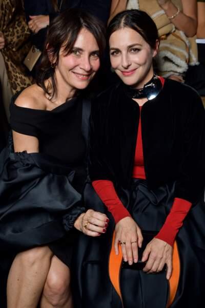 géraldine Pailhas et Amira Casar