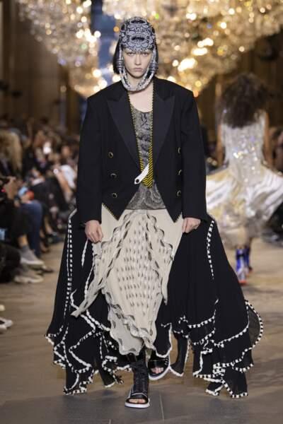 Défilé Louis Vuitton SS22