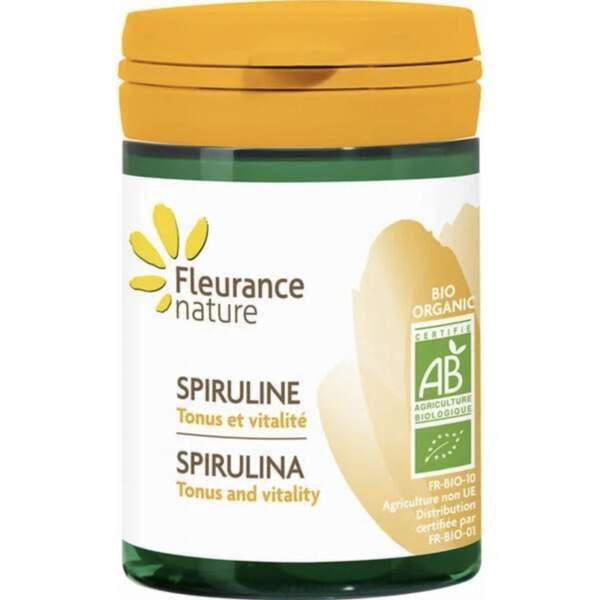 Spiruline Bio (60 comprimés); Fleurance Nature; 6,80€ sur fleurancenature.fr