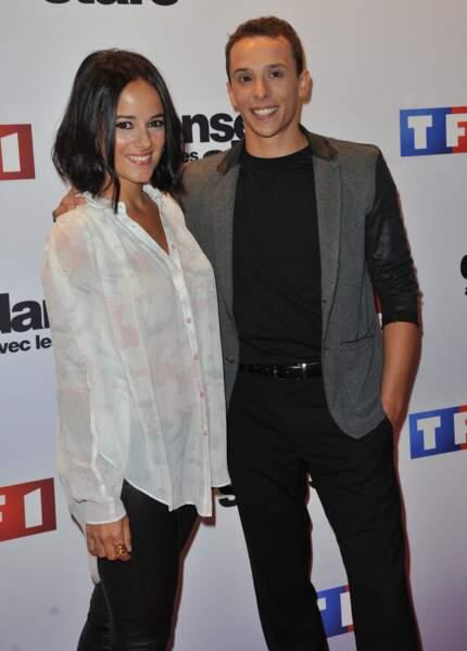 Danse avec les stars : Alizée et Grégoire Lyonnet, saison 4, 2013