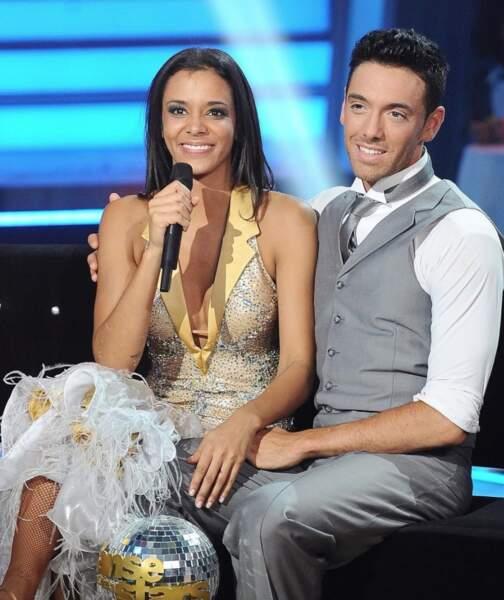 Danse avec les stars : Shy'm et Maxime Dereymez, saison 2, 2011