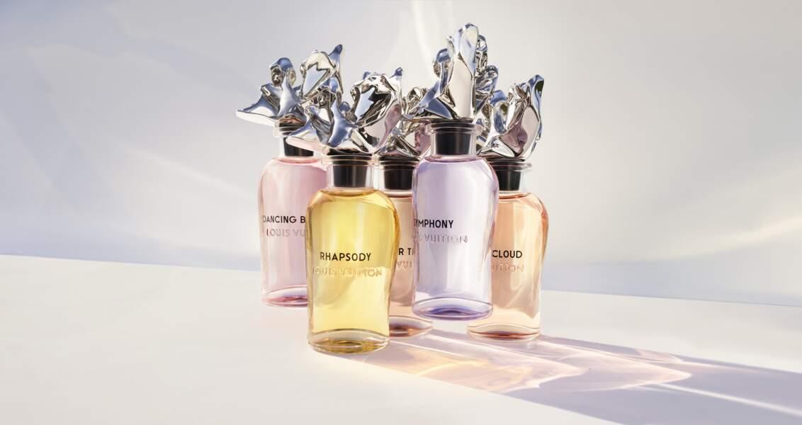 La collection Les extraits de parfum de Louis Vuitton, à partir de 450 €