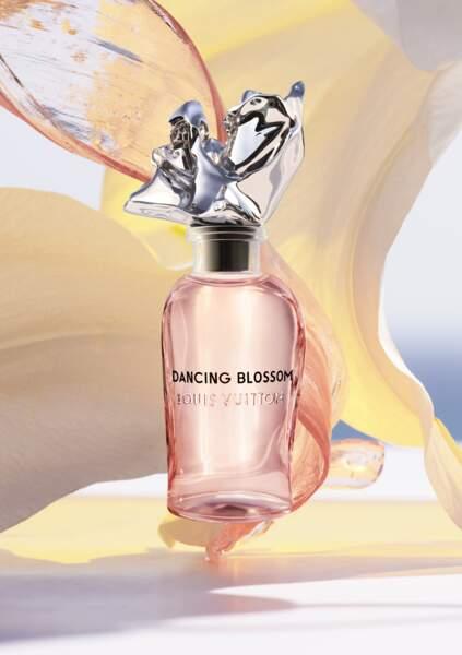 Dancing Bloossom, extrait de parfum, Louis Vuitton, à partir de 450 €