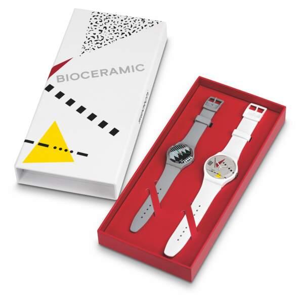 Le coffret 1984 Biocéramique special set