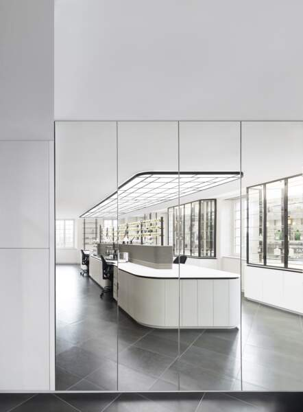 Le laboratoire où les parfums Louis Vuitton sont élaborés
