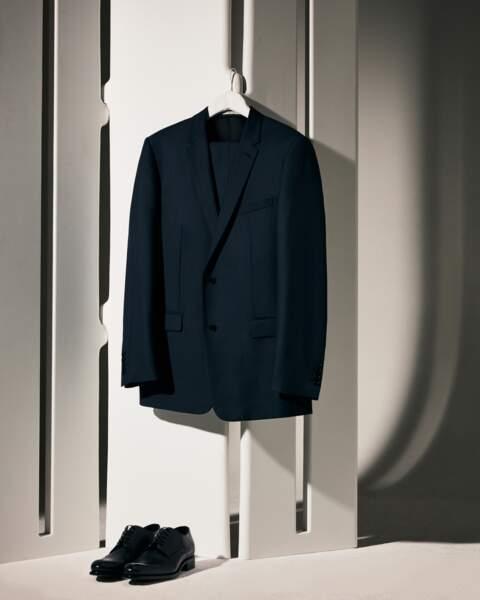 La collection Tailoring incarnée par Pierre Casiraghi, nouvel ambassadeur Dior Men